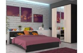 Спальный гарнитур Рамона в цвете Ясень