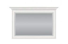 Зеркало Tiffany в цете Вудлайн кремовый