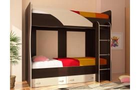 Кровать Двухъярусная кровать Мийа