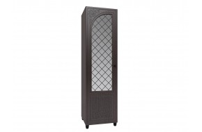 Распашной шкаф Соня Премиум в цете Патина Венге