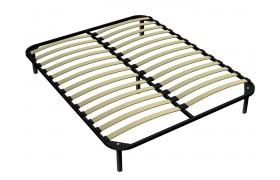 Каркас кровати Ортопедическое основание с ножками 140х190