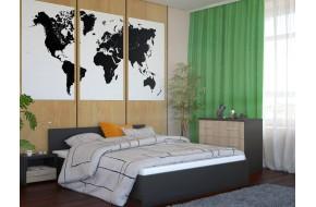 Спальный гарнитур Рамона в цете Дуб сонома