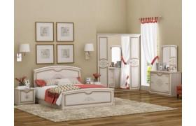 Спальный гарнитур Верона в цвете Бежевый
