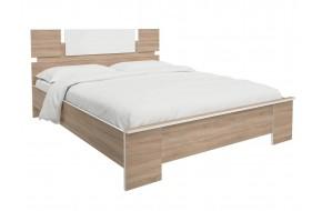 Кровать Олиия в цвете Дуб Сонома