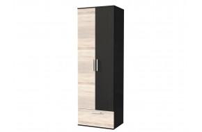 Распашной шкаф Мэдиссон в цете Дуб сонома