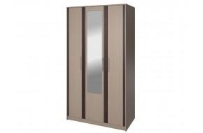 Распашной шкаф Novella в цете Дуб кремона